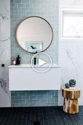 Photo of ▷ 1001 + ideas for adopting an aesthetic and functional bathroom splashback
