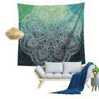 Elefant Tapisserie Wandbehang Tapisserie Mandala Throw Room Deco Chic Blau   – D…
