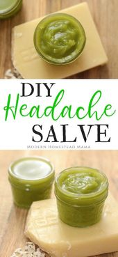 DIY Headache Salve with Peppermint (Herbal Recipe & Instructions) – Modern Homestead Mama – Herbalism