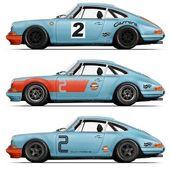 that911 | p911r: Ein paar geniale Konzepte von … … repinned für Gewinner! – Jet …   – Porsche