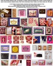 $10 100+ DIY brooch jewelry pins removable backs 85 designs pdf 20% off sale ends Dec21 2019