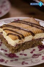 Pastel de nueces del plato   – Backen
