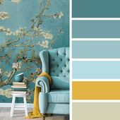 Welche Farbe passt zu Gelb? Wohnideen und Gestaltungsbeispiele in verschiedenen Nuancen