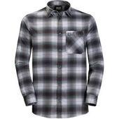 Fjällräven M Singi Heavy Flannel Shirt | Xs,s,m,l,xl,xxl | Kariert / Rot | Herren FjällrävenFjällräv