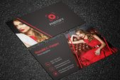 Ad: Photography Business Card by Arslan on Creative Market. This simple and clea…