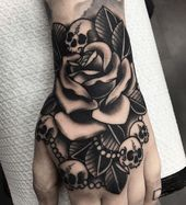 {Latest} Hand Tattoo Designs for Men and Women 2018