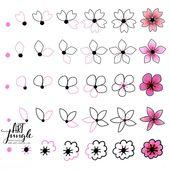 Bullet Journal März Kirschblüten – Bullet Journal – Doodles – Handlettering – Sketchnotes – Tutorials -Anleitung