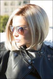 124+ beautiful bob hairstyles & blonde balayage highlights in 2019 page 8