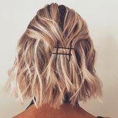 Penteados de segunda-feira: 4 cortes quando é rápido e fácil de manhã!   – Haare
