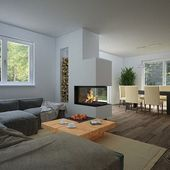 We advise, plan and build fireplace for over 15 years. Also your panormakami