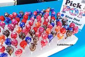 PICK A POP Carnival booth game for kids – Fun and easy idea – FREE printable sig…