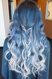 Coolste Looks für Ombre-Haare für diejenigen, die einen lustigen neuen Stil wollen ★ Mehr sehen: lo …   – My Style