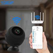 24 05 V1 1080p واي فاي Ip عمل كاميرا ميني Dv ودعم كشف الحركة والأشعة تحت الحمراء للرؤية الليلية Electronic Products Electronics Earbuds