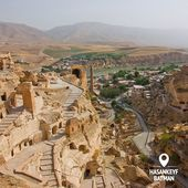 The ancient city of Hasankeyf is an exquisite example of Anatolian heritage. Nea…