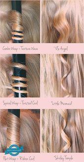 Curl Ha Kind Rolling Techniques Hair Hacks Long Hair Styles Medium Hair Styles