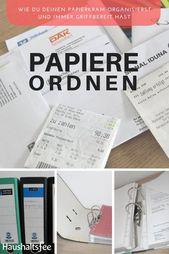 Ordnung im Papierchaos: Aufbewahrungsfristen beachten