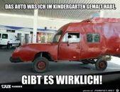 Dieses Auto   – funny