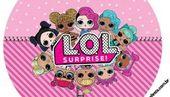 Mega Kit Imprimible LOL Surprise descarga gratis – cumple de Luz