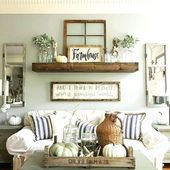 Bauernhaus-Wand-Dekor Schlafzimmer Bauernhaus-Wand-Dekor Hobby Lobby Modern Decoratio …   – Farmhouse Decor
