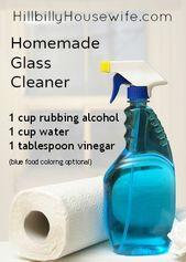 743f8acd8b498cd667aa44e5a6608e83 Homemade Glass Cleaner
