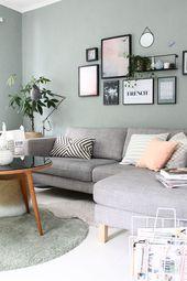 im Wohnzimmer   – Interior Design ♡ Wohnklamotte