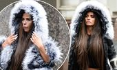 Katie Price visits cosmetic surgery clinic in Manchester Transform Clinic