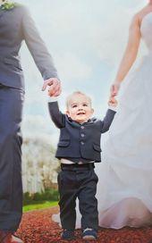 Mein schönes Kind als Trauzeuge! – Hochzeit lustig – #als #bruidsjonker #H …