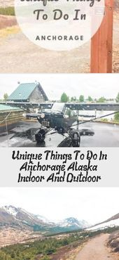 Travel Alasaka and explore the best and unique things to do in Anchorage. Enjoy …