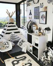 Thèmes créatifs pour la crèche – Tout ce dont vous avez besoin pour avoir votre maison à la fois …   – Baby-, Kinder- und Jugendzimmer Inspiration