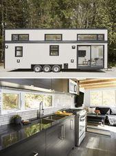 Westcoast Outbuildings' Lilooet Tiny house on wheels design ideas