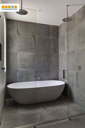 Concrete look for a modern ambience  #ambience #concrete #modern