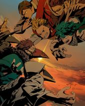 Helloclonion On Twitter Hero Wallpaper My Hero Boku No Hero Academia