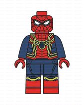 Spiderman Lego Ninjago SVG 2, Svg, Dxf, Cricut, Silhouette geschnittene Datei, Instant Dow …   – lego illustration
