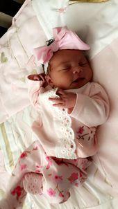 Baby Love Metallic Gold / Pink / Weiß Herzen, Streifen und Chevrons 6-teiliges Kinderbett Bettwäsche-Set  – BABIESSS