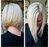 42 kurze pastellblonde Bob-Haarschnitte für dünnes Haar, die maximale Stilpunkte erzielen