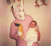 Kabuslar Verecek 60 Korkunç Easter Bunny Resimleri – Wackyy