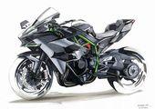 motorcycle sketch – Поиск в Google