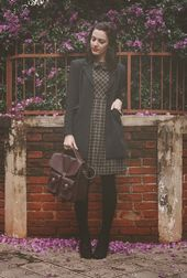 Plaid dress 50+ best outfits