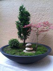 Awesome Mini Zen Garden