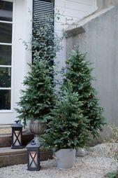 23 Bezaubernde Outdoor-Weihnachts-Deko-Ideen Für …