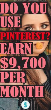 MAKE $317 PER DAY JUST BY REPINING WITH THIS STRATEGY…