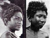 DER VERGESSENE CODE: TRIBAL TATTOOS VON PAPUA NEUGUINEA | | LARS KRUTAK