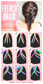 11 simple and easy daily hairstyles for long hair beauties