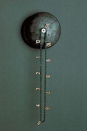 10 DIY Table and Wall Clock Projects – #Clock #DIY…