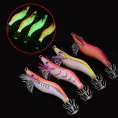 60 Pcs Silicone Skirts Spinner Bait Squid Rubber Jig Baits Fishing Lures Sypply