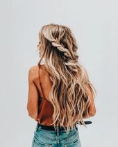 Romantic hairstyle and styling, braided hairstyle, long hair, updos, braid, festive, everyday, sideways, bun, curls, do it yourself, bride, s …