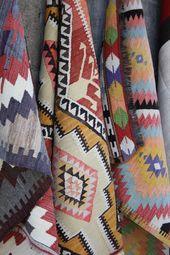 Turkish carpets, Istanbul