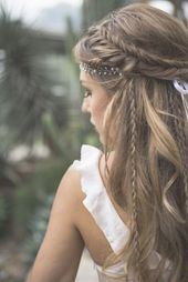 Love this hairstyle #weddinghairstyles