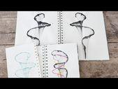 DIY Pull-String-Kunst – So erstellen Sie persönliche Muster und Designs