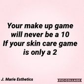 Gute Hautpflege  – Esthetics